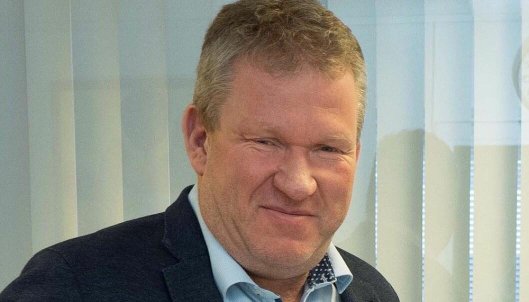 SKAMMER SEG: Geir Jansen i Norsk Varmeteknisk Forening skammer seg på bransjens vegne.