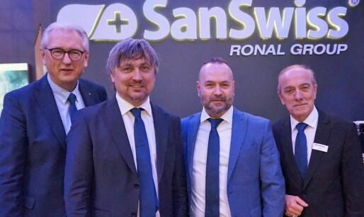 SanSwiss etablerer seg i Norge