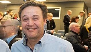Administrerende direktør i Rørkjøp, Frank Olsen.
