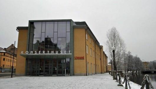 Örebro konserthus manglet befuktning, og musikerne slet med trekk og fare for ustemte instrumenter. Nå er det utvidet og forbedret.