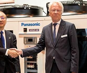 Panasonic i strategisk samarbeid med Systemair