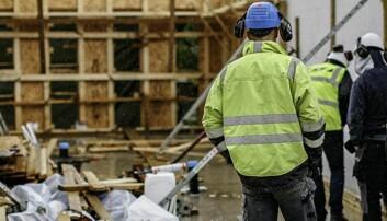 Mye bråk på byggeplassene – nå kommer det tiltak