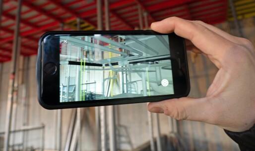Digital innmarsj i byggebransjen