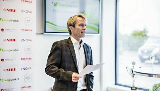 Administrerende direktør i Energiverket AS, Richard Granskogli er overrasket over hvor brått endringene kommer.