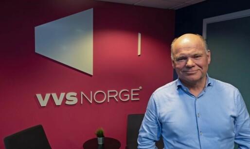 VVS Norge vil bli 800 bedrifter