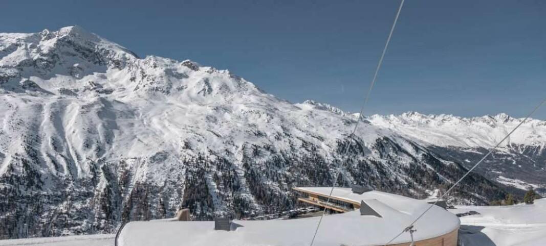 Pålitelige presskoblinger i de Tyrolske Alper