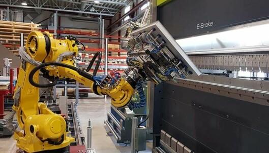 Vi tror på markedsnær robotisert produksjon, skriver artikkelforfatter Bjørn-Olav Skandsen.