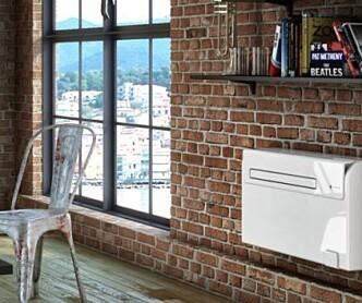 Kjølemaskin uten utendørsenhet