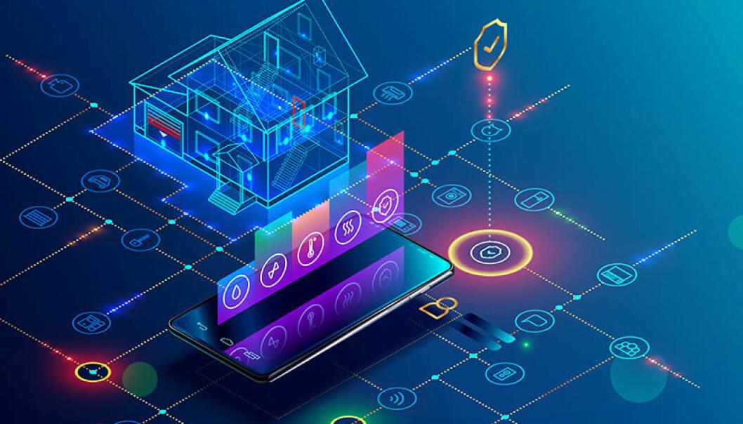 Sensorene i bygget gir deg ekstraarbeid som du kanskje ikke hadde tenkt på. Så fort det er mulig å koble inneklimadata til en enkeltperson, er de nemlig en personopplysning. Illustrasjon: Shutterstock.com.