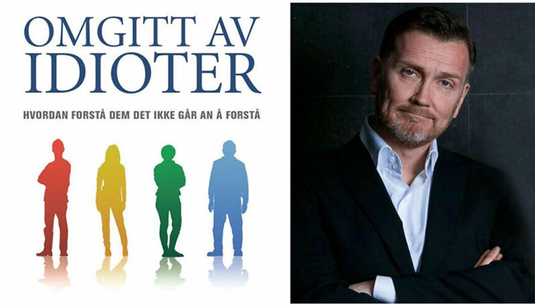 Thomas Erikson er foredragsholder, konsulent og forfatter. 18. september står han på scenen under Driftskonferansen 2019.
