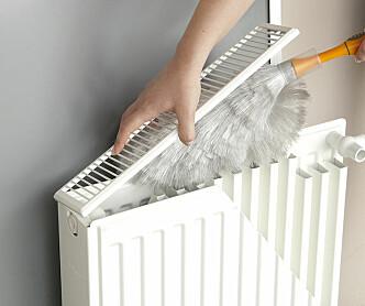 Fleksibel og energieffektiv oppvarming