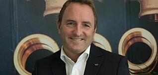 Administrerende direktør i Varme & Bad-kjeden, Øystein Kjellsen
