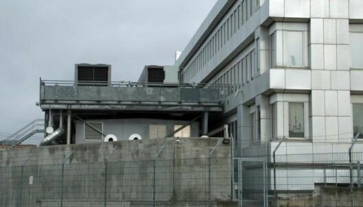 Varmen fra datasenteret til Digiplex på Ulven i Oslo var tema for masteroppgaven til Aunevik.