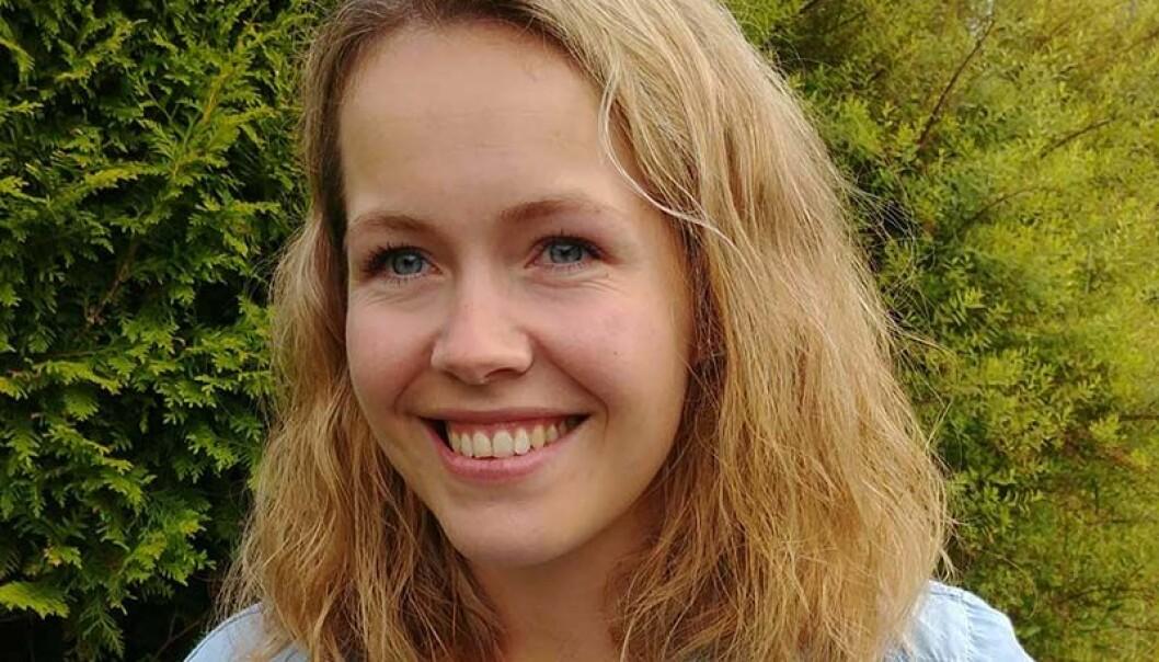 HJEMMEFERIE: Birthe Espeland Steinsøy blir hjemme i Bergen og pusser opp i sommer. FOTO: PRIVAT