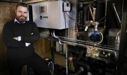 Mangedobler med CO₂-varmepumper
