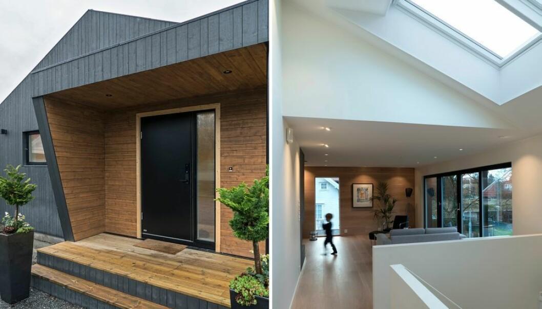Hvis du blir valgt ut til å delta, vil du og din familie få et arkitekttegnet forslag til energioppgradering. Illustrasjonsfoto: Jiri Havran