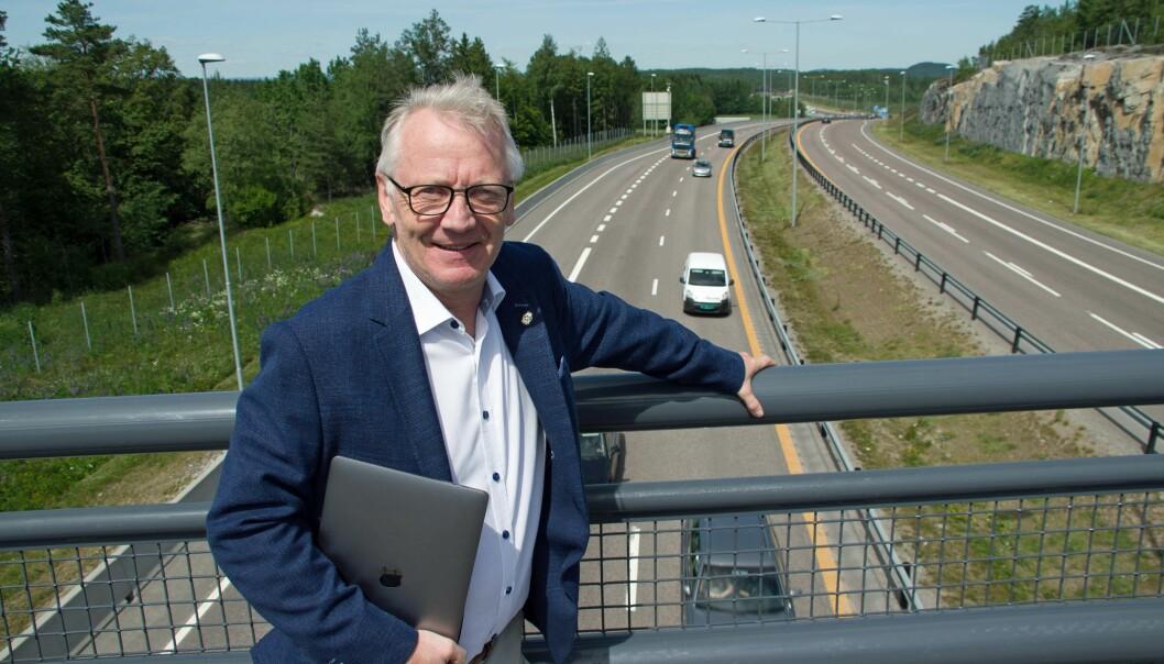 SAMSNAKKER: Bjarne Haugland og VVP håper at bransjen blir flinkere til å snakke sammen. (Arkivfoto)