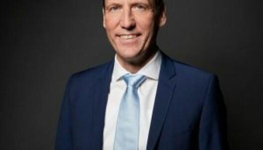 Thomas Fuhr, administrerende direktør Grohe AG. FOTO: GROHE