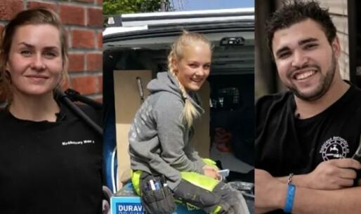 Norges hyggeligste rørlegger: Disse er finalister