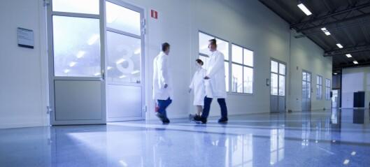 Viktig med ventilasjon for å hindre spredning av virus
