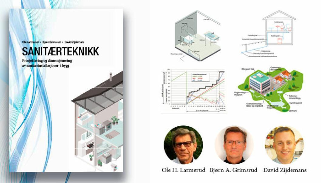 Sanitærteknikk - Prosjektering og dimensjonering av sanitærinstallasjoner i bygg.