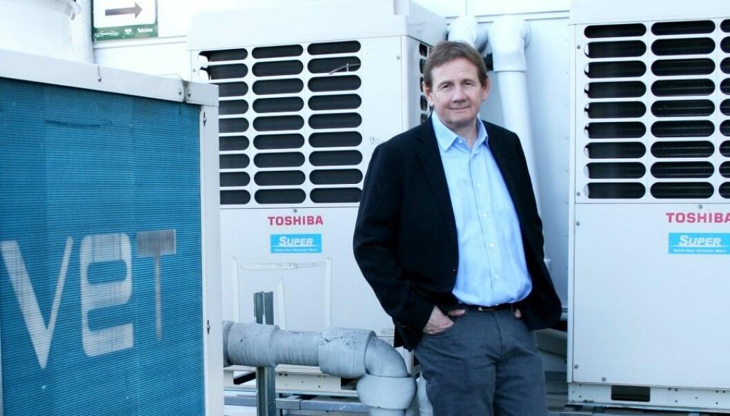 Daniel Mark Kristensen, Direktør i ABK-Qviller AS.  Foto: ABK-Qviller AS.