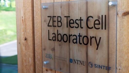 CELLER: Test Cell-bygget var det første i en serie stadig større fullskalalaboratorier.