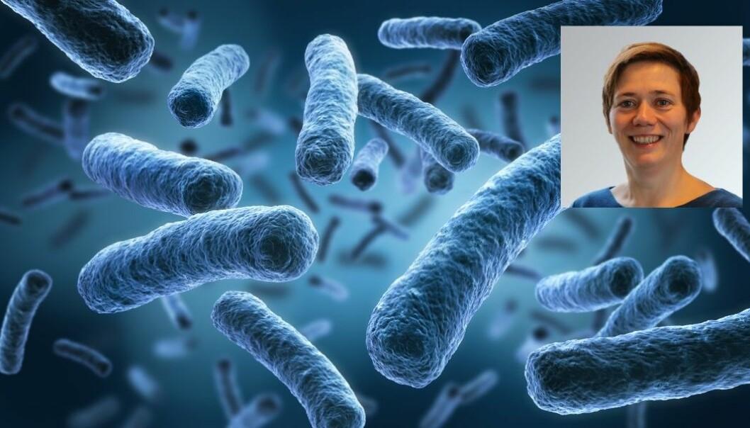 Legionellaforebyggingen følges ofte ikke god nok opp, mener Hanne Therese Skiri. Illustrasjonsforo: Shutterstock.