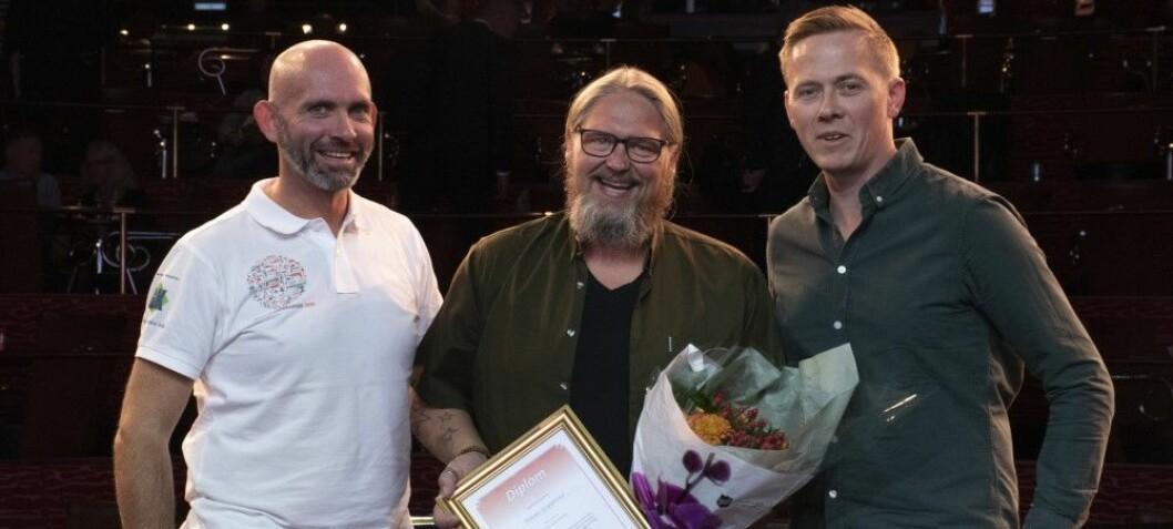 Dennis Grepperud er årets byggdrifter 2019
