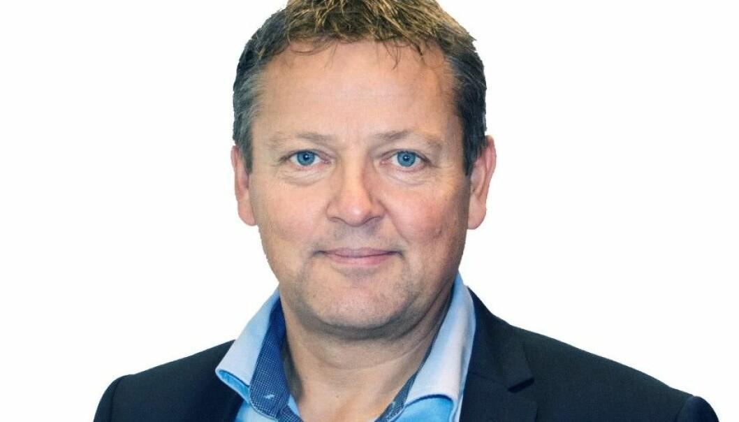 Stig Solberg, ny Daglig leder i Dantherm.