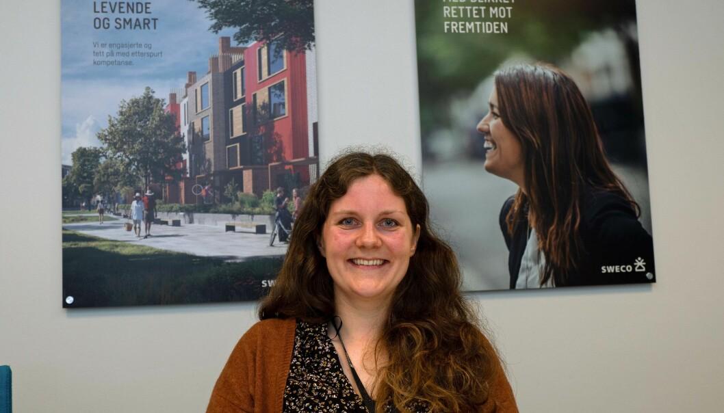 ROGALANDSLEDER: Tiril Jeanette Seldal tok over som leder i lokallaget i Rogaland i vår.