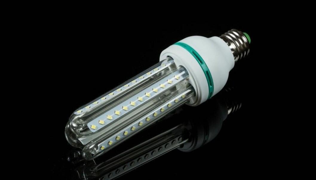 MODERNE: Nå som LED-belysningen overtar, kan lyset brukes mer til å påvirke flere følelser og sanser enn bare synet. Illustrasjons FOTO:Shutterstock