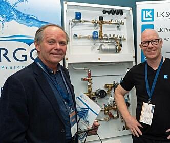 Trerørssystem gjør vannbåren varme billigere