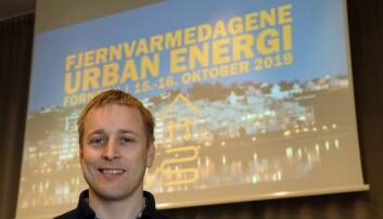 VEILEDER: David Zijdemans har skrevet ny veileder i vannbåren gulvvarme.