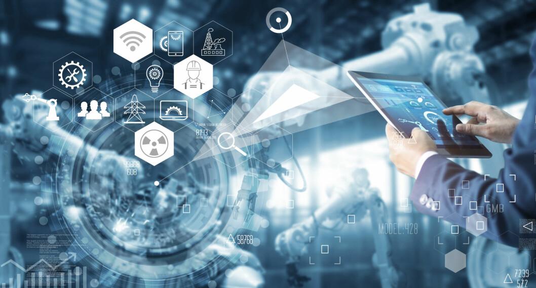 Konkurransekraften fremover ligger i å være den rådgiveren som driver digitaliseringen hos kundene, sa Ola Greiff Johnsen i Norconsult under RIFs høstkonferanse.