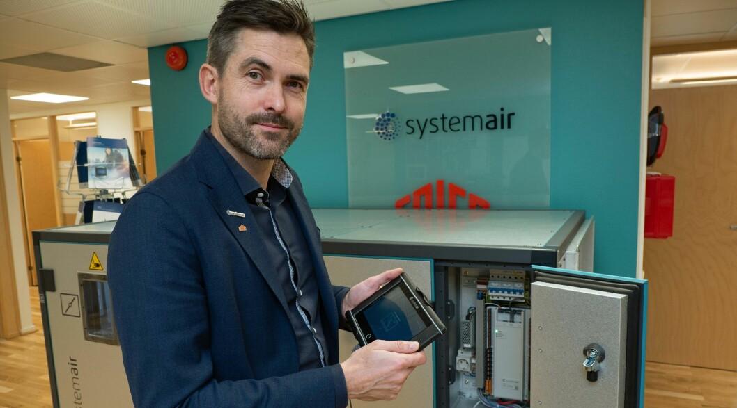 DIGITALISERT: Klarer morgendagens nyutdannede bransjefolk å henge med på den digitale utviklingen? spør Bjørn-Osvald Skandsen.