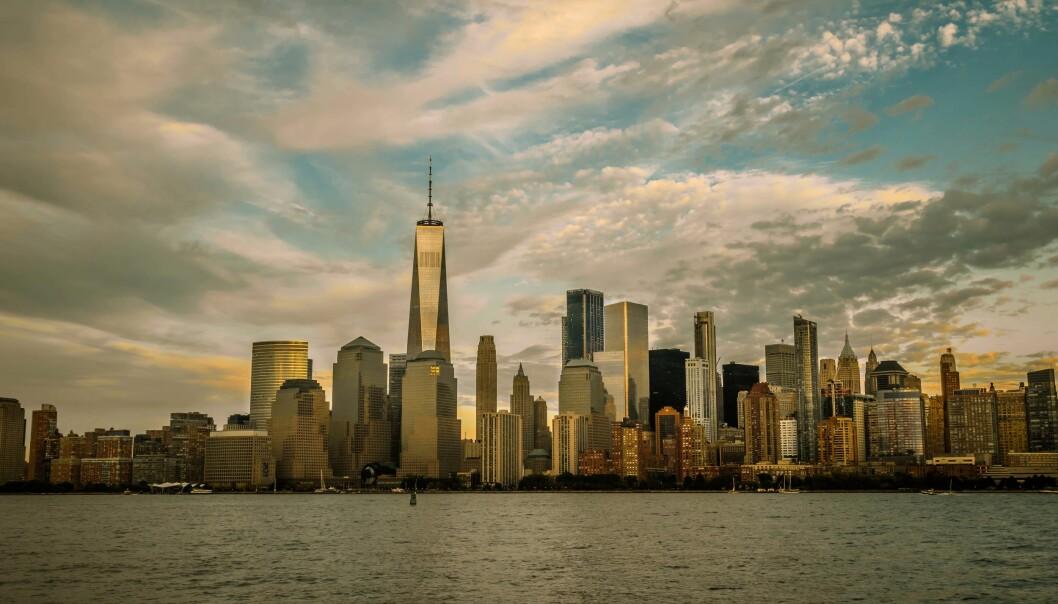 HVER MÅNED: En ny New York City hver måned, det er verdens byggeplaner de neste 40 årene.