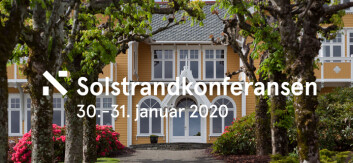 Meld deg på Solstrandkonferansen