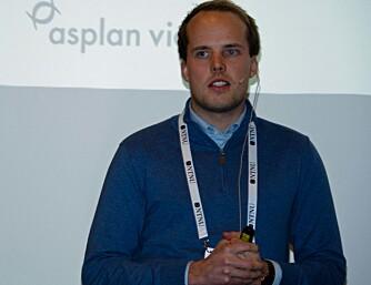 TRANSPORT: Det er transporten som står for utslippene, forteller Vidar Yttersian.