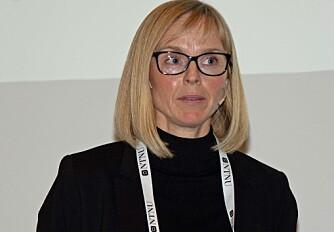 MYE Å SPARE: Ann Kristin Kvellheim anslår at det er 4,5 terawattimer å spare på kort sikt med å bygge om gamle bolighus i tre.