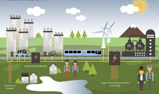 – Energilagring kan dempe klimaendringene