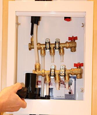 Nye kombiskap til rør-i-rørsystem tilpasset bygg i Norge.