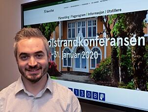 BUSINESS: Tommy Hagenes og resten av Bergen gruppe skal vise hvordan bærekraft er lønnsomt.