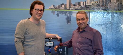 Verdens første pumpe med EPD