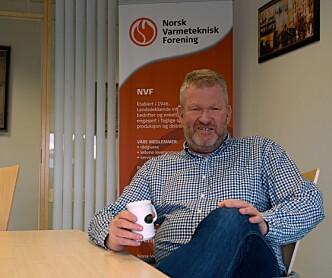 Sier opp i Norsk Varmeteknisk Forening