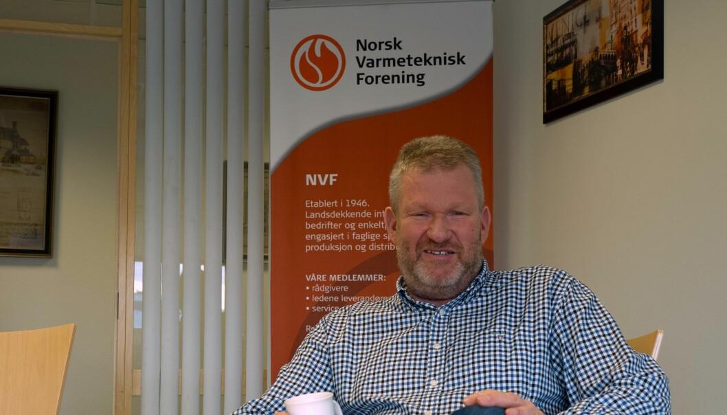 RÅDGIVER: Geir Jansen kan puste ut etter hektiske måneder som leverandørnøytral rådgiver for en mengde innringere.