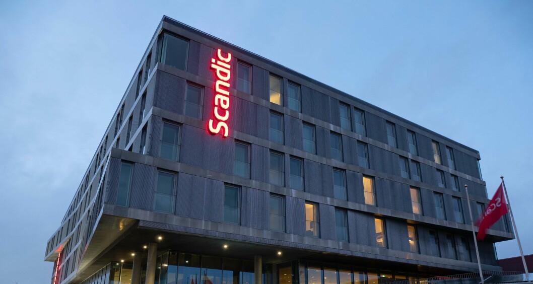 MERKEUENIGHET: Stiftelsen Miljømerking vil ikke ha sølv og kobber i vannet. Scandic står bak storparten av de svanemerkede hotellene i Norge og er klare til å bevise hvorfor vannbehandlingen er nødvendig.
