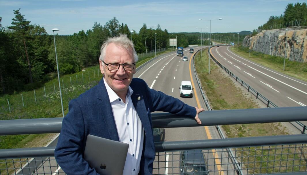 Foreningen PDT Norge: Daglig leder Bjarne Haugland i VA og VVS produsentene VVP sitter i styret i nystiftede PDT Norge.