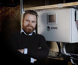 Sensorer og varmepumper på veksttoppen