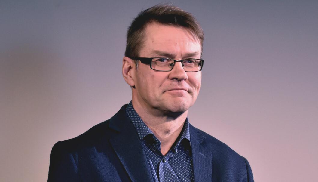 TAR OVER ETTER RØSTAD: Stein Arild Iglebæk er fra 1. mars ansatt som redaktør i fagbladet Kulde og Varmepumper.